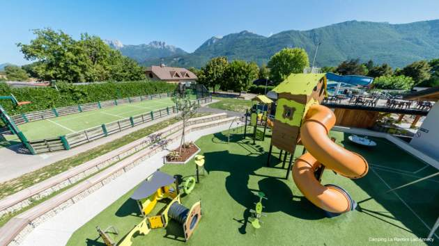 camping la ravoire test playground